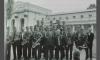 Członkowie Zespołu na IV Przeglądzie Orkiestr Dętych w Busku-Zdroju.