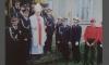 Wizytacja parafii Pałecznica przez biskupa diecezji kieleckiej - Piotra Skuchę