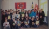 laureaci eliminacji gminnych Ogólnopolskiego Turnieju Wiedzy Pożarniczej rozgrywanych w Pałecznicy; 2011 rok.
