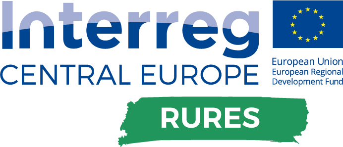 Interreg Central Europe RURES